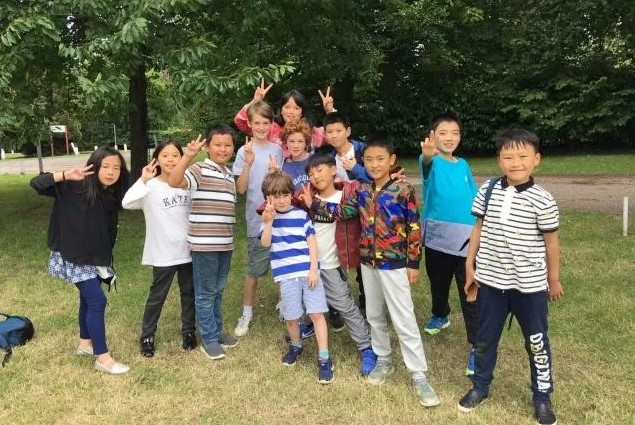 Dennis九歲遊學記:聽聽EF遊學團學員的評價和心得